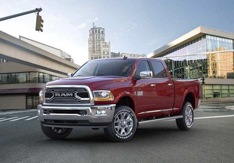 68 Gallery of New 2019 Dodge Mega Cab 2500 Review Performance by New 2019 Dodge Mega Cab 2500 Review