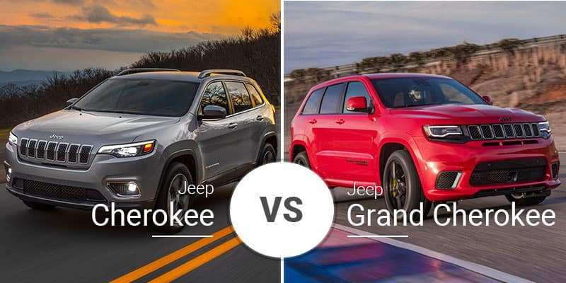 68 Gallery of The 2019 Jeep Cherokee Vs Subaru Outback Interior Exterior And Review Performance by The 2019 Jeep Cherokee Vs Subaru Outback Interior Exterior And Review