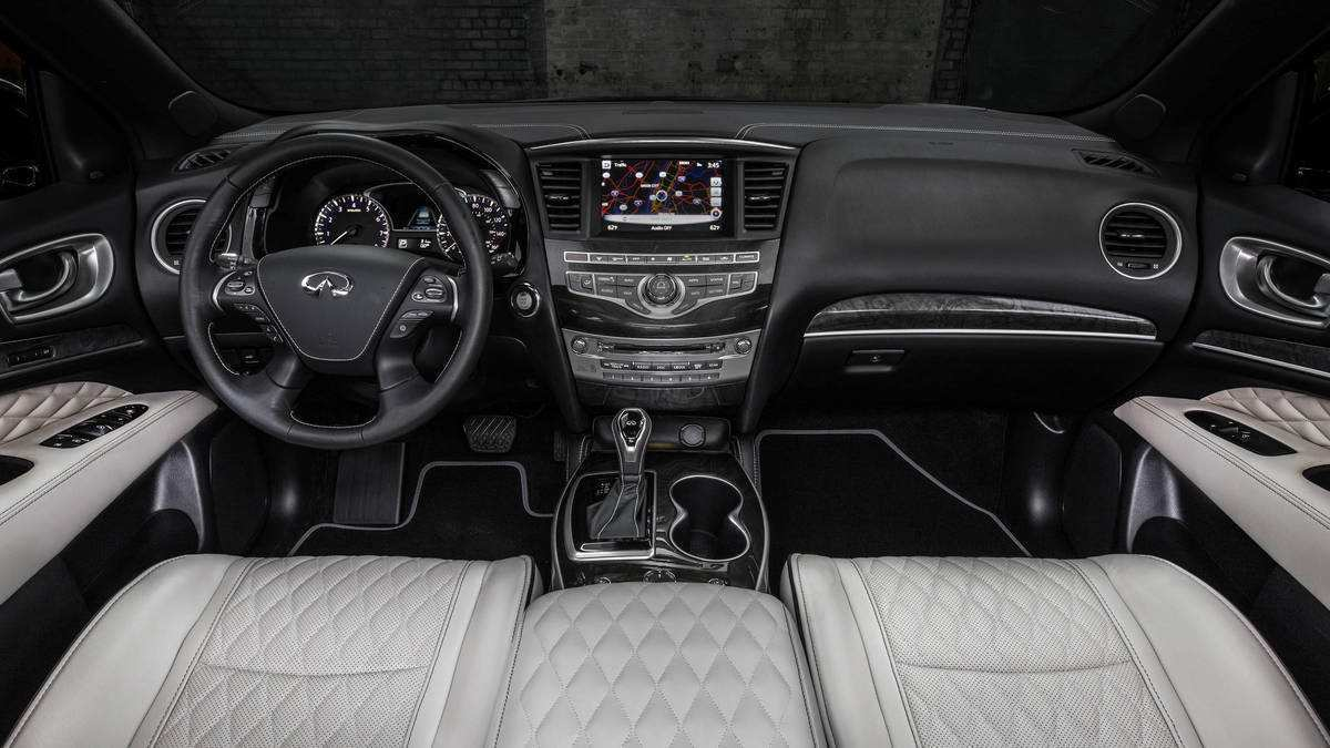 68 Great Best Infiniti 2019 Qx60 First Drive Price and Review for Best Infiniti 2019 Qx60 First Drive