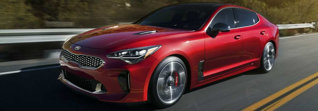 68 Great Best Kia Stinger 2019 Zmiany Redesign And Price Performance by Best Kia Stinger 2019 Zmiany Redesign And Price