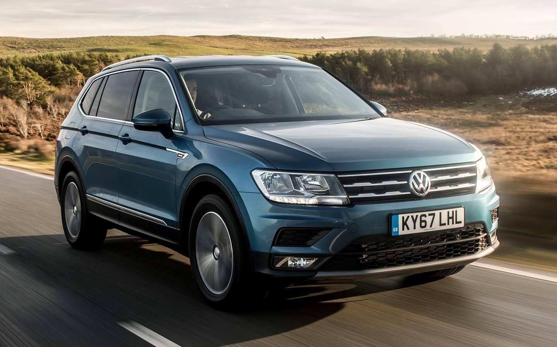 68 Great Best Volkswagen 2019 Tiguan Concept Release Date for Best Volkswagen 2019 Tiguan Concept