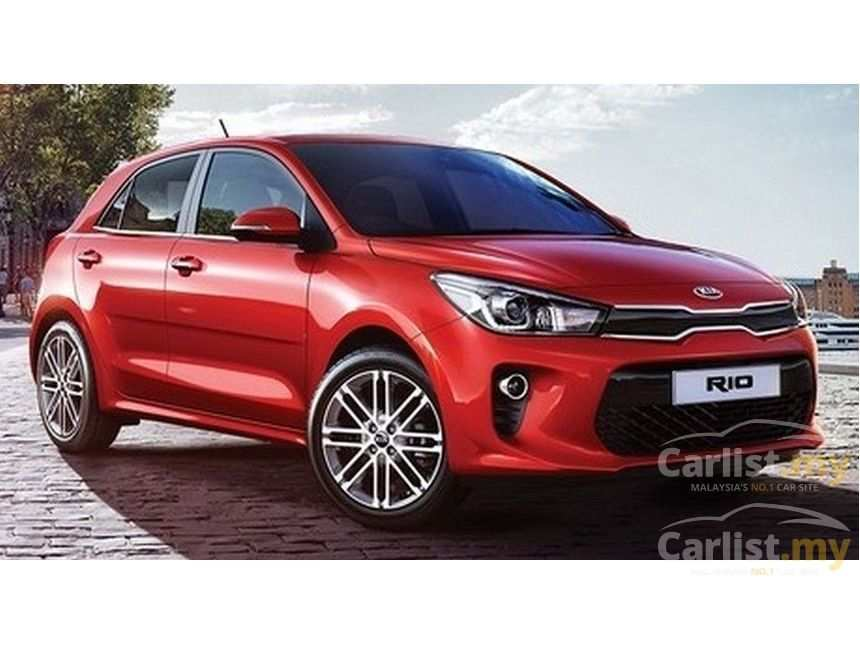68 Great Kia Rio 2019 Rumors with Kia Rio 2019
