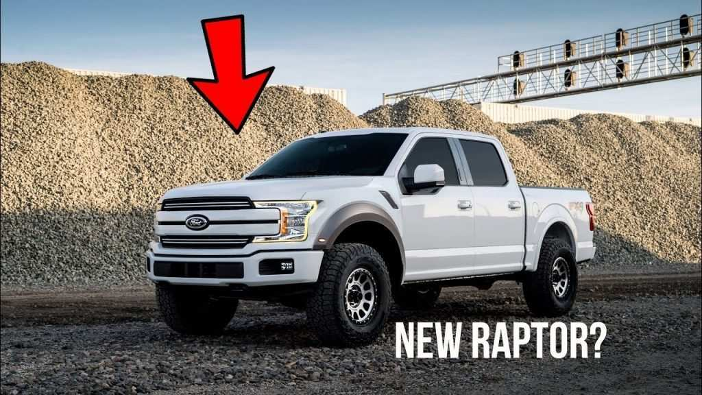 68 The Ford F150 Raptor 2019 Release New Concept with Ford F150 Raptor 2019 Release