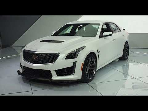 68 The New 2019 Cadillac Cts V Hp First Drive Specs for New 2019 Cadillac Cts V Hp First Drive