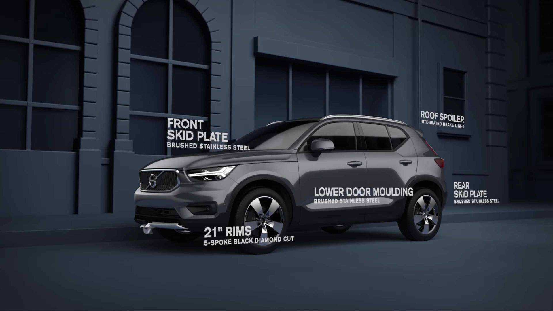 68 The New 2019 Volvo Xc60 Exterior Styling Kit Price And Release Date Rumors for New 2019 Volvo Xc60 Exterior Styling Kit Price And Release Date