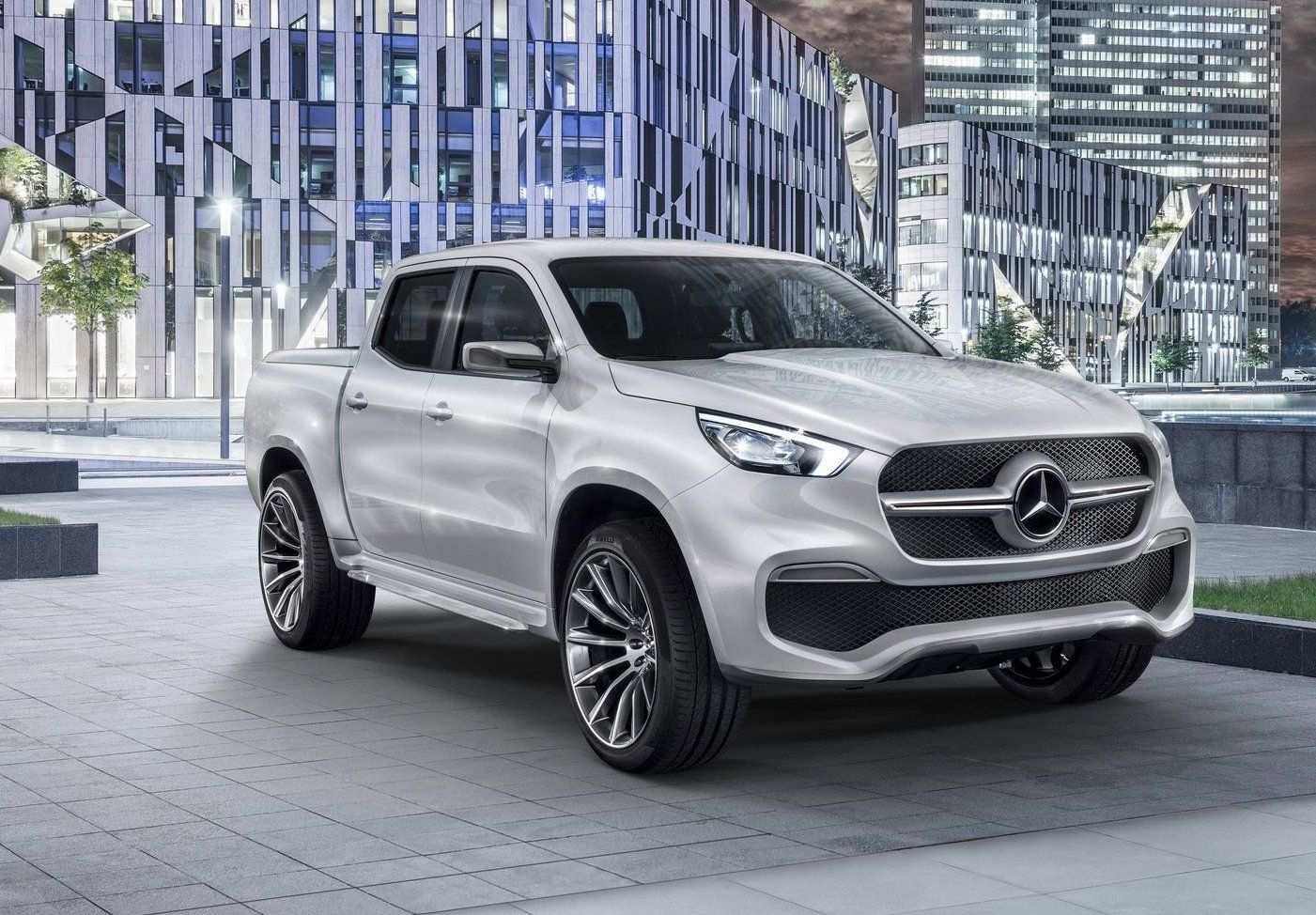 69 All New New 2019 Mercedes Ute Review And Specs Photos with New 2019 Mercedes Ute Review And Specs