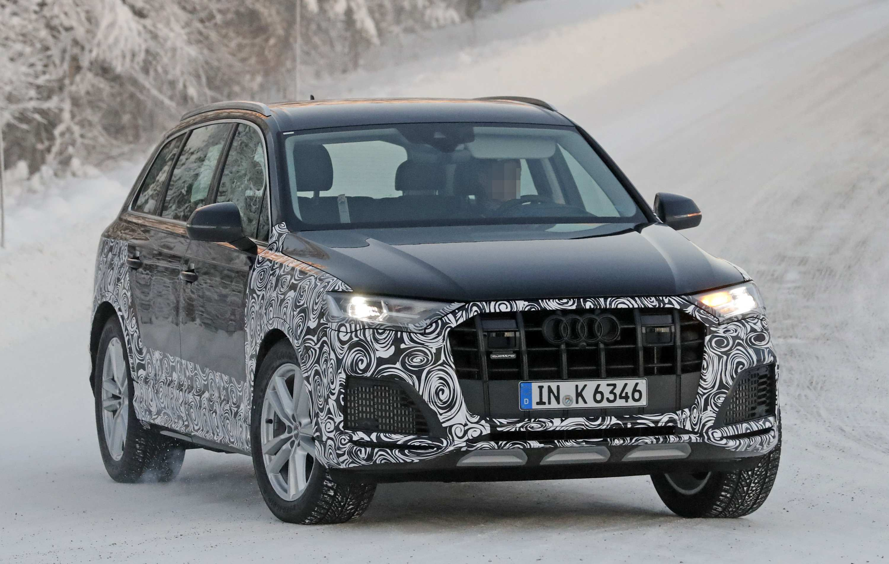 69 All New The 2019 Audi X7 Performance And New Engine Style with The 2019 Audi X7 Performance And New Engine