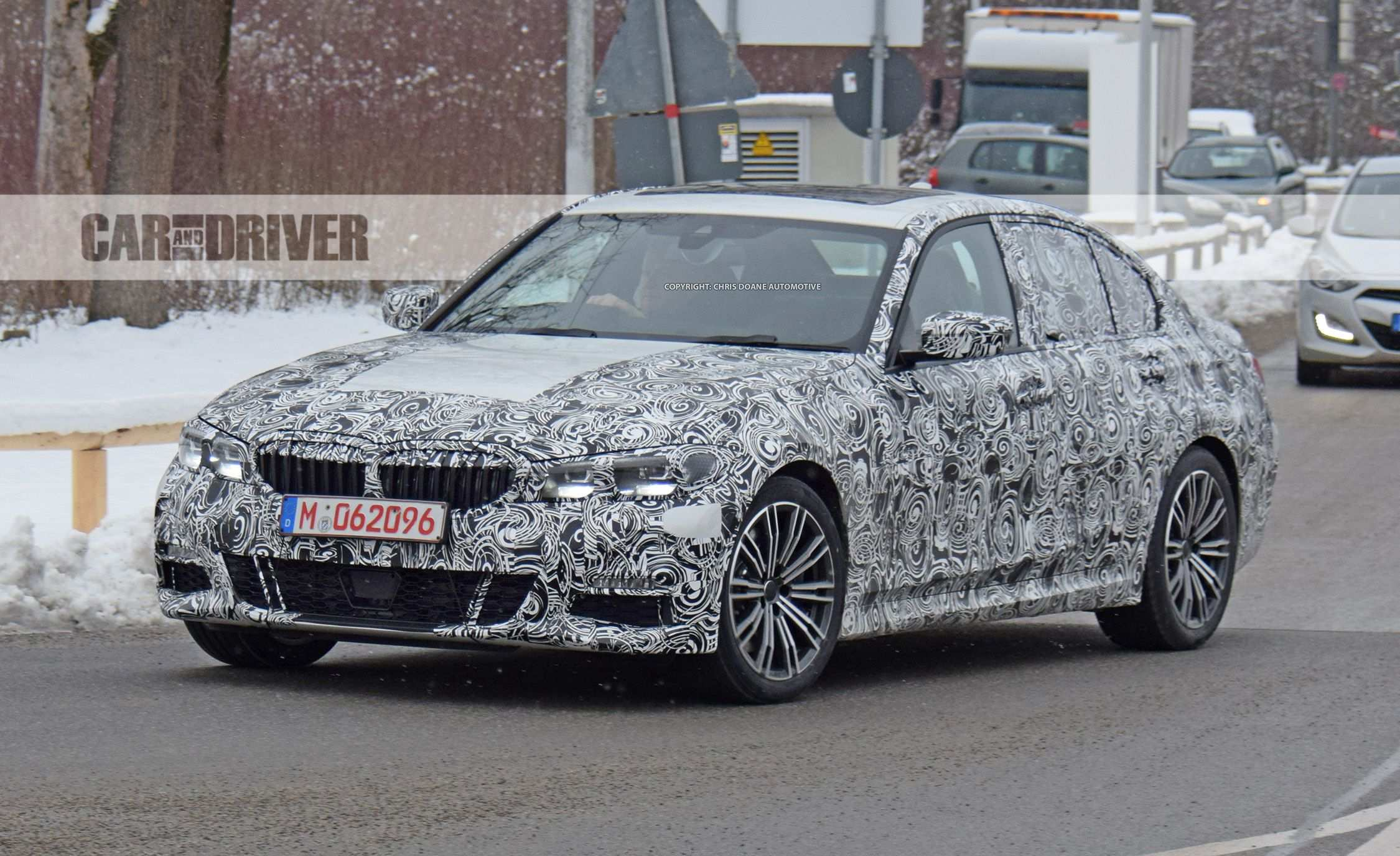 69 Best Review 2019 Bmw 3 Series Electric Spy Shoot New Concept by 2019 Bmw 3 Series Electric Spy Shoot