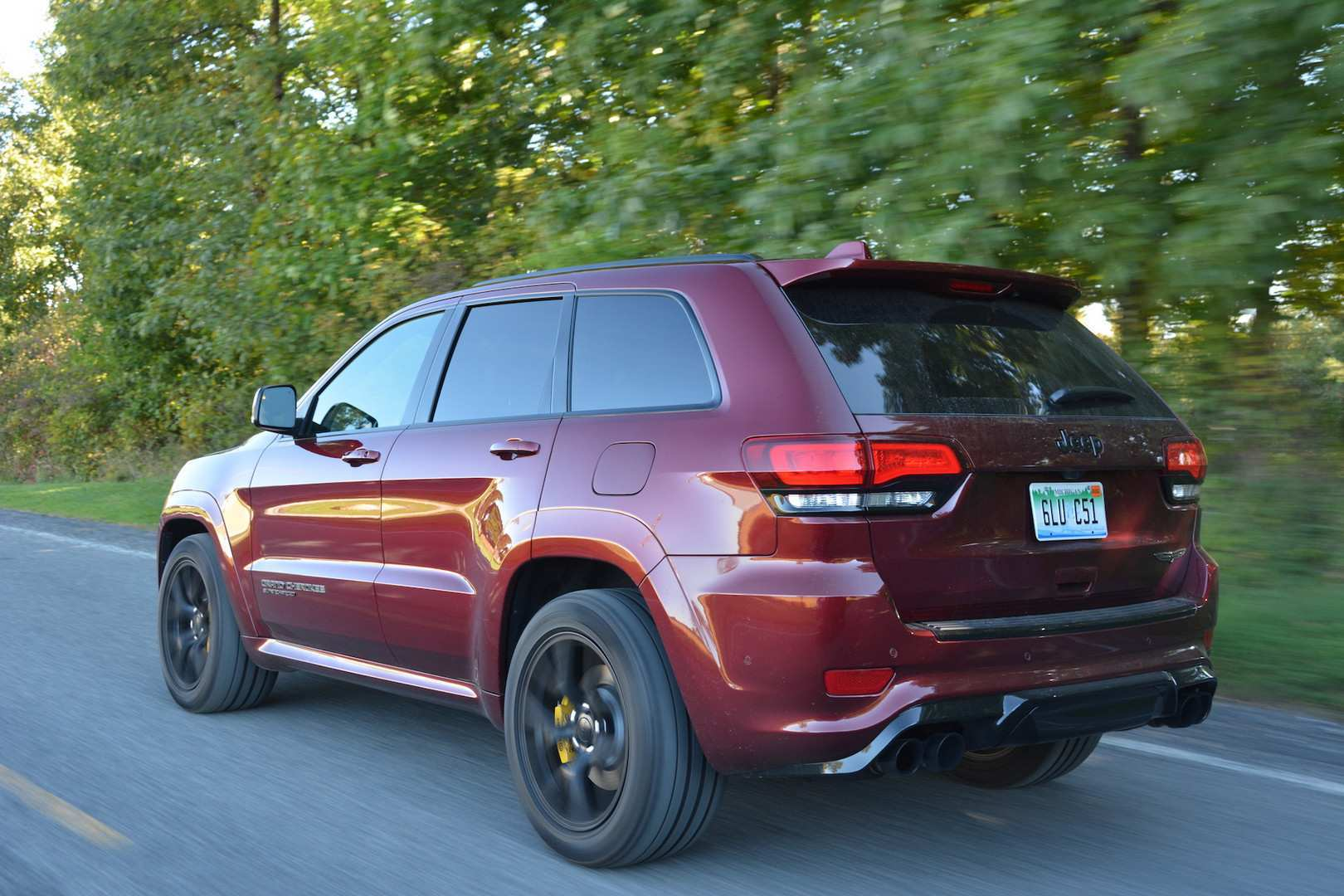 69 Best Review 2019 Jeep Grand Cherokee Trackhawk Speed Test for 2019 Jeep Grand Cherokee Trackhawk