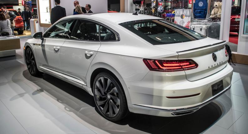 69 Best Review 2019 Volkswagen Arteon Release Date Exterior with 2019 Volkswagen Arteon Release Date