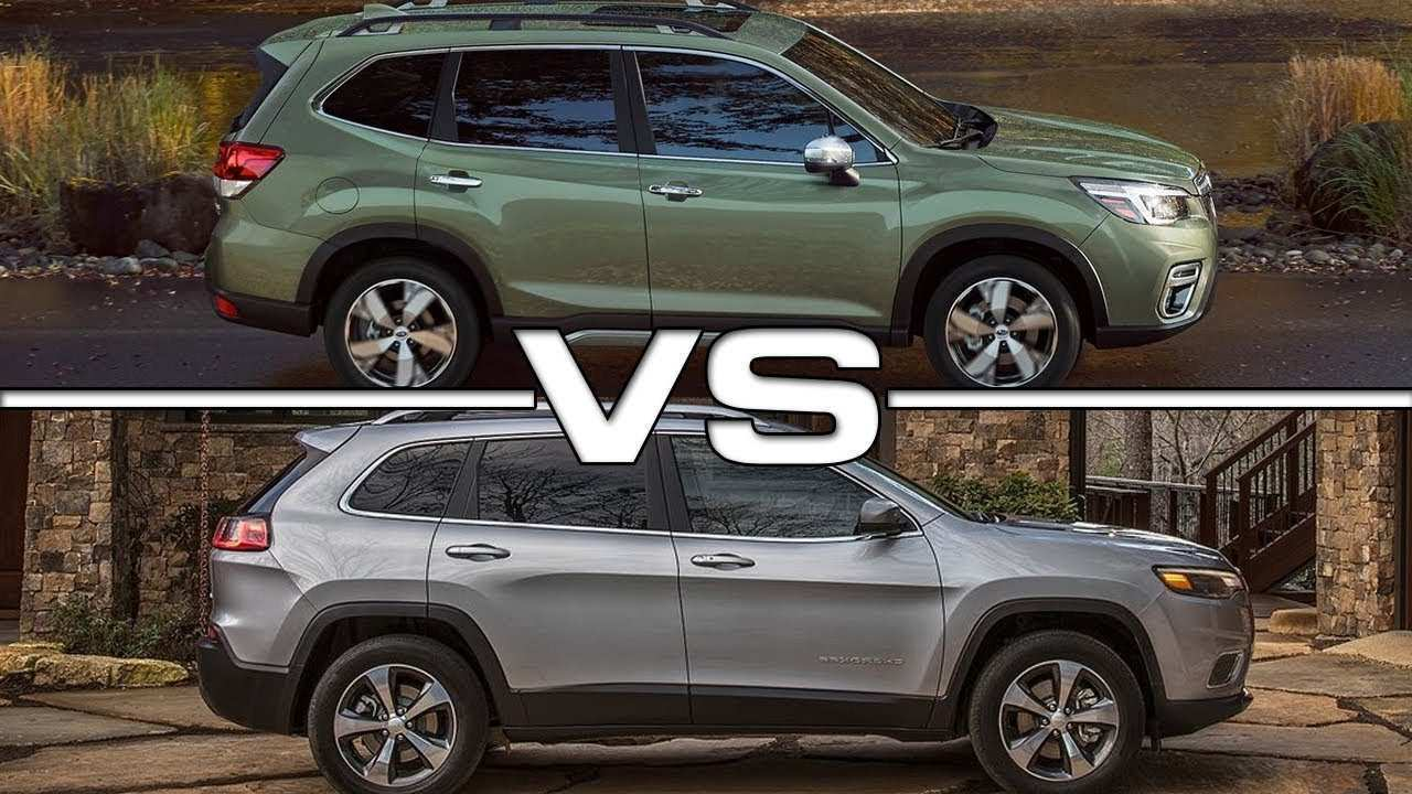 69 Best Review The 2019 Subaru Forester Vs Jeep Cherokee Review Engine by The 2019 Subaru Forester Vs Jeep Cherokee Review