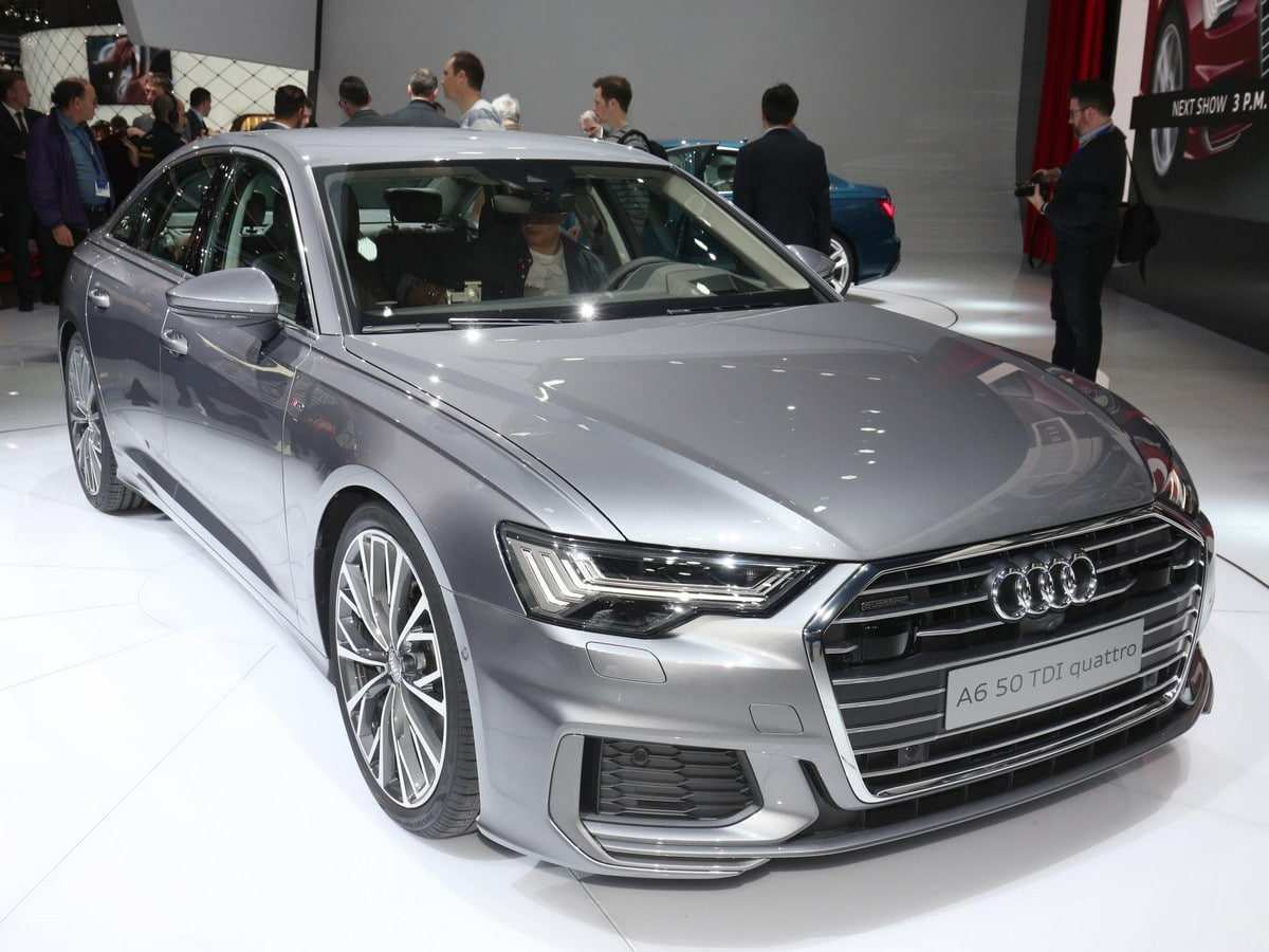 69 Concept of Audi A6 2019 Geneva Review First Drive for Audi A6 2019 Geneva Review