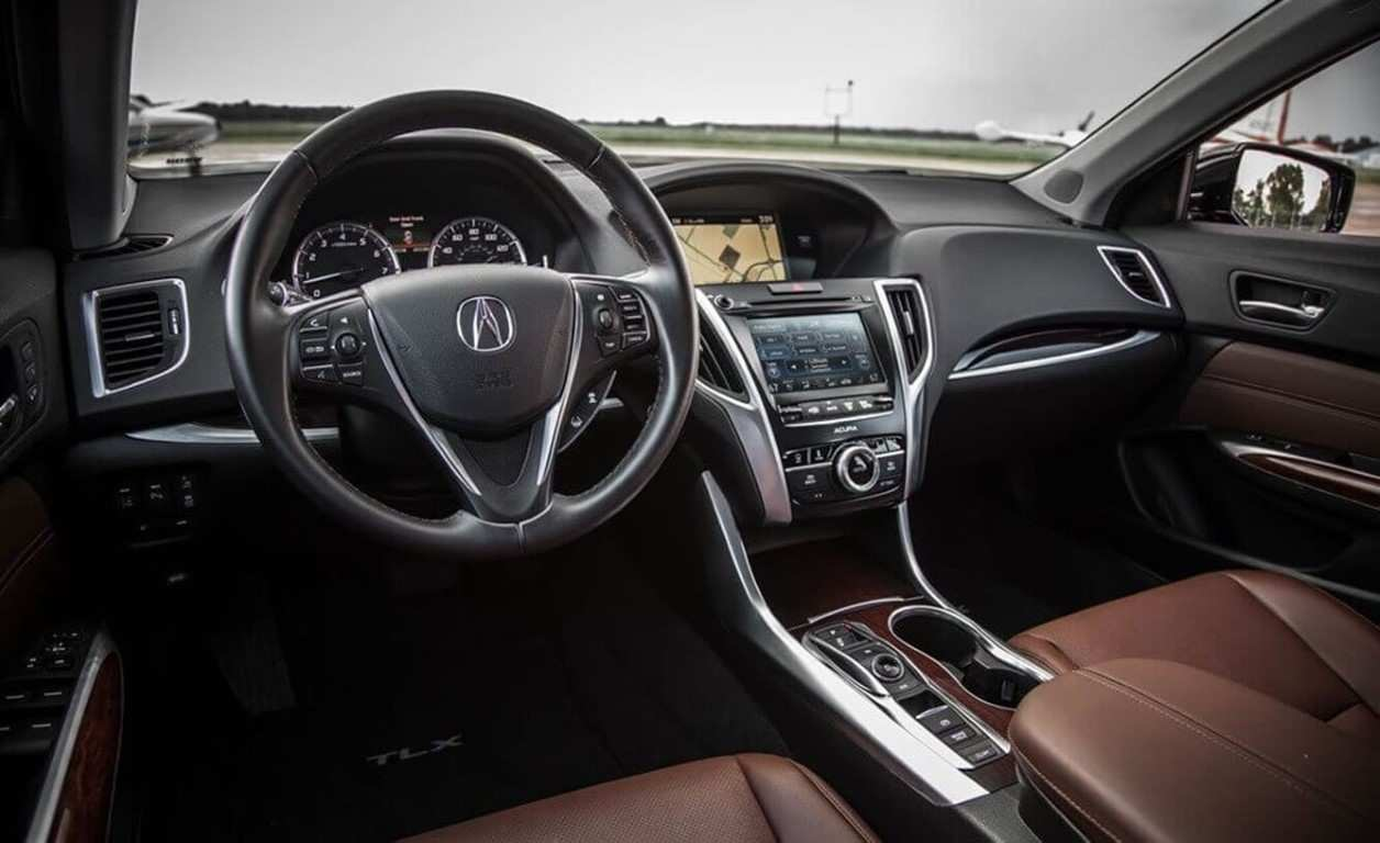 69 Gallery of Acura Tlx 2019 Review Interior Performance by Acura Tlx 2019 Review Interior