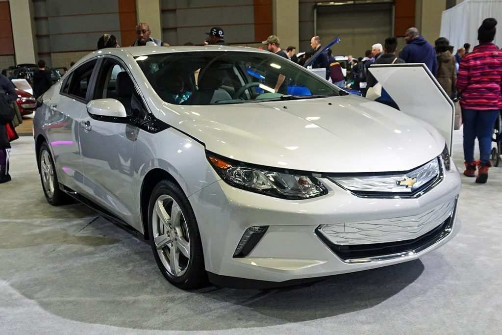 69 Gallery of Best Chevrolet 2019 Volt Concept Price for Best Chevrolet 2019 Volt Concept