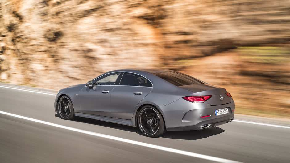 69 Gallery of Mercedes 2019 Cls Exterior and Interior with Mercedes 2019 Cls