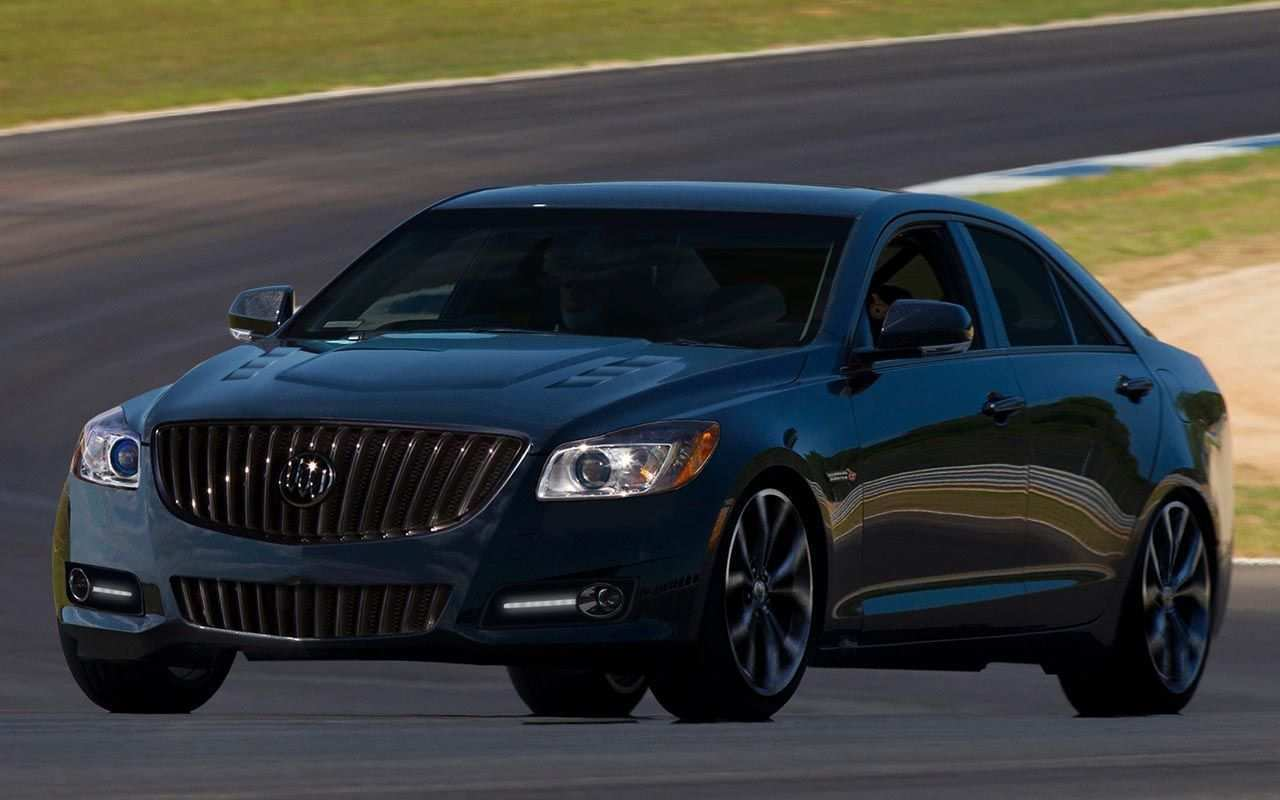 69 Gallery of The 2019 Buick Gn Overview Performance and New Engine by The 2019 Buick Gn Overview