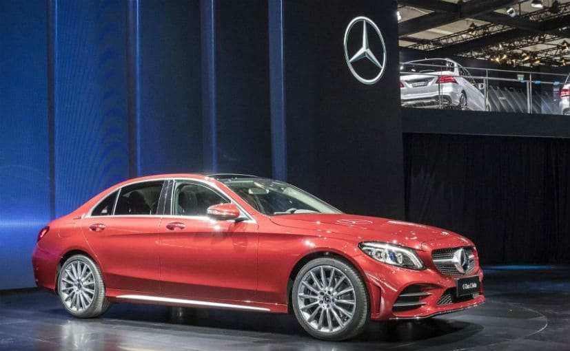 69 Great 2019 Mercedes C Class Facelift Price Specs by 2019 Mercedes C Class Facelift Price