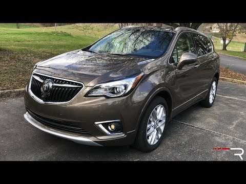 69 Great Buick Envision 2019 Colors Price New Review with Buick Envision 2019 Colors Price
