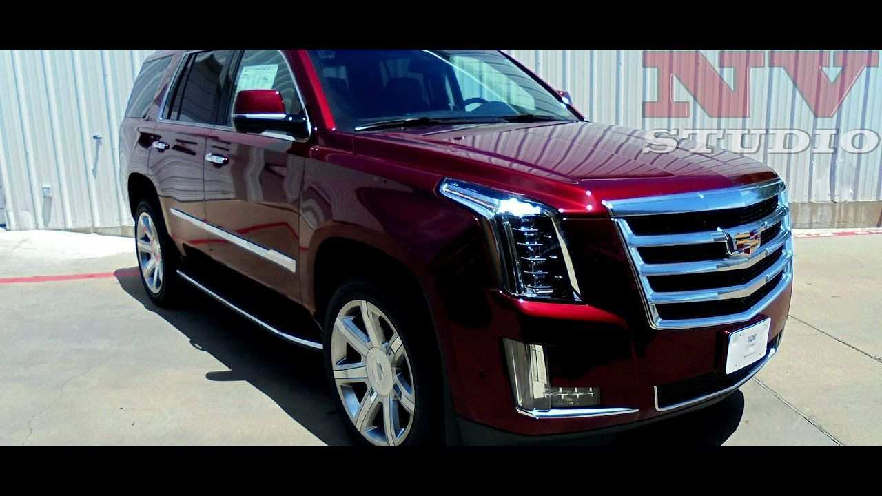 69 Great The Cadillac Escalade 2019 Platinum Exterior Redesign and Concept with The Cadillac Escalade 2019 Platinum Exterior