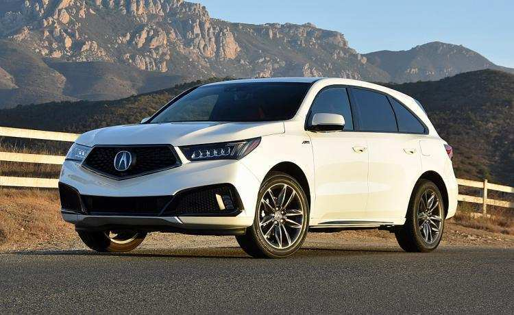 69 New New Acura Mdx 2019 Updates First Drive Style for New Acura Mdx 2019 Updates First Drive