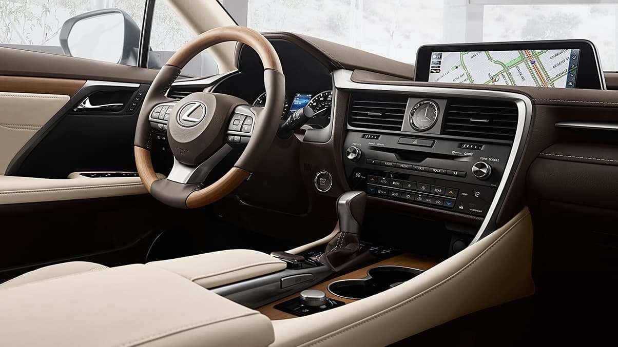 69 The Lexus Lx 2019 Interior Overview for Lexus Lx 2019 Interior
