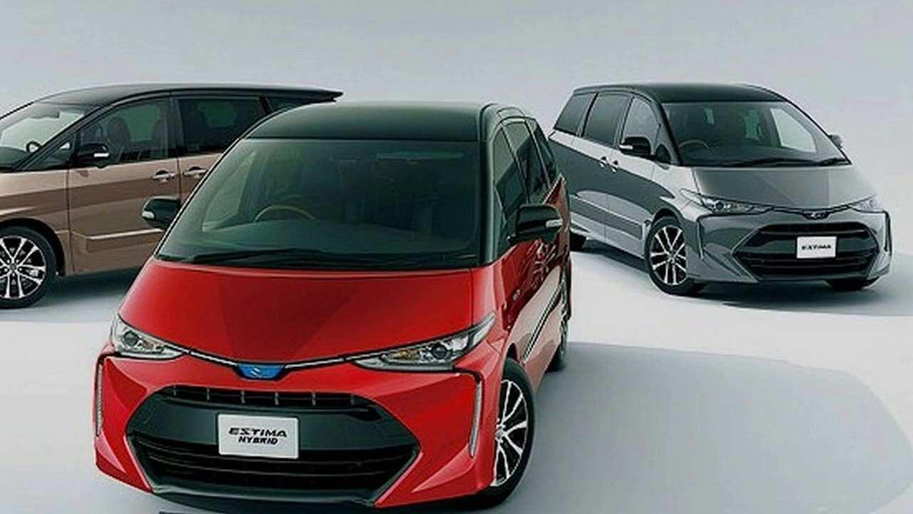 69 The Toyota Estima 2019 Release Date by Toyota Estima 2019