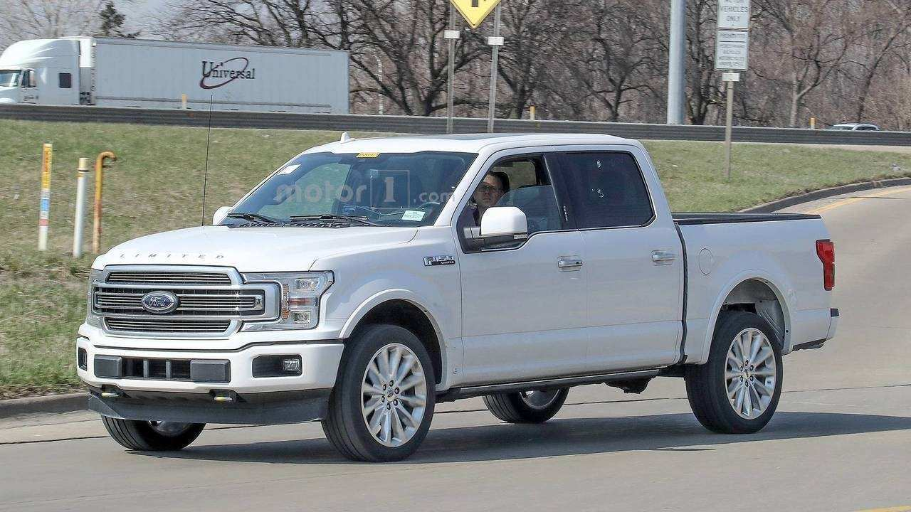 70 All New 2019 Ford F150 Quad Cab First Drive Spesification by 2019 Ford F150 Quad Cab First Drive