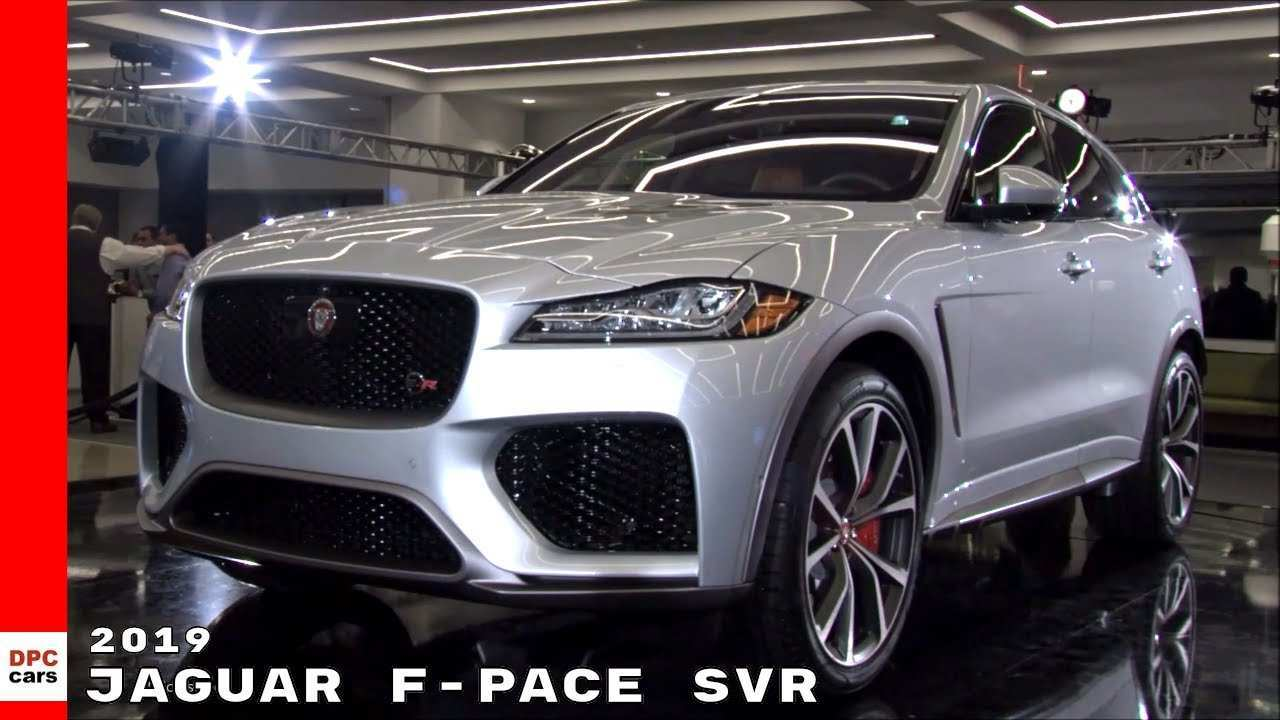 70 All New 2019 Jaguar F Pace Svr 2 Speed Test by 2019 Jaguar F Pace Svr 2