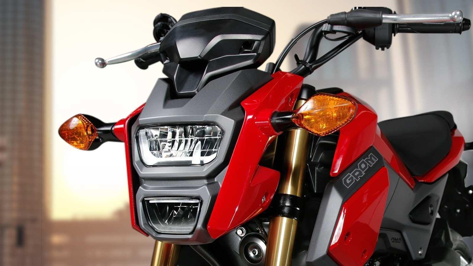 70 All New Best Honda Grom 2019 Release Date Spy Shoot Price and Review for Best Honda Grom 2019 Release Date Spy Shoot