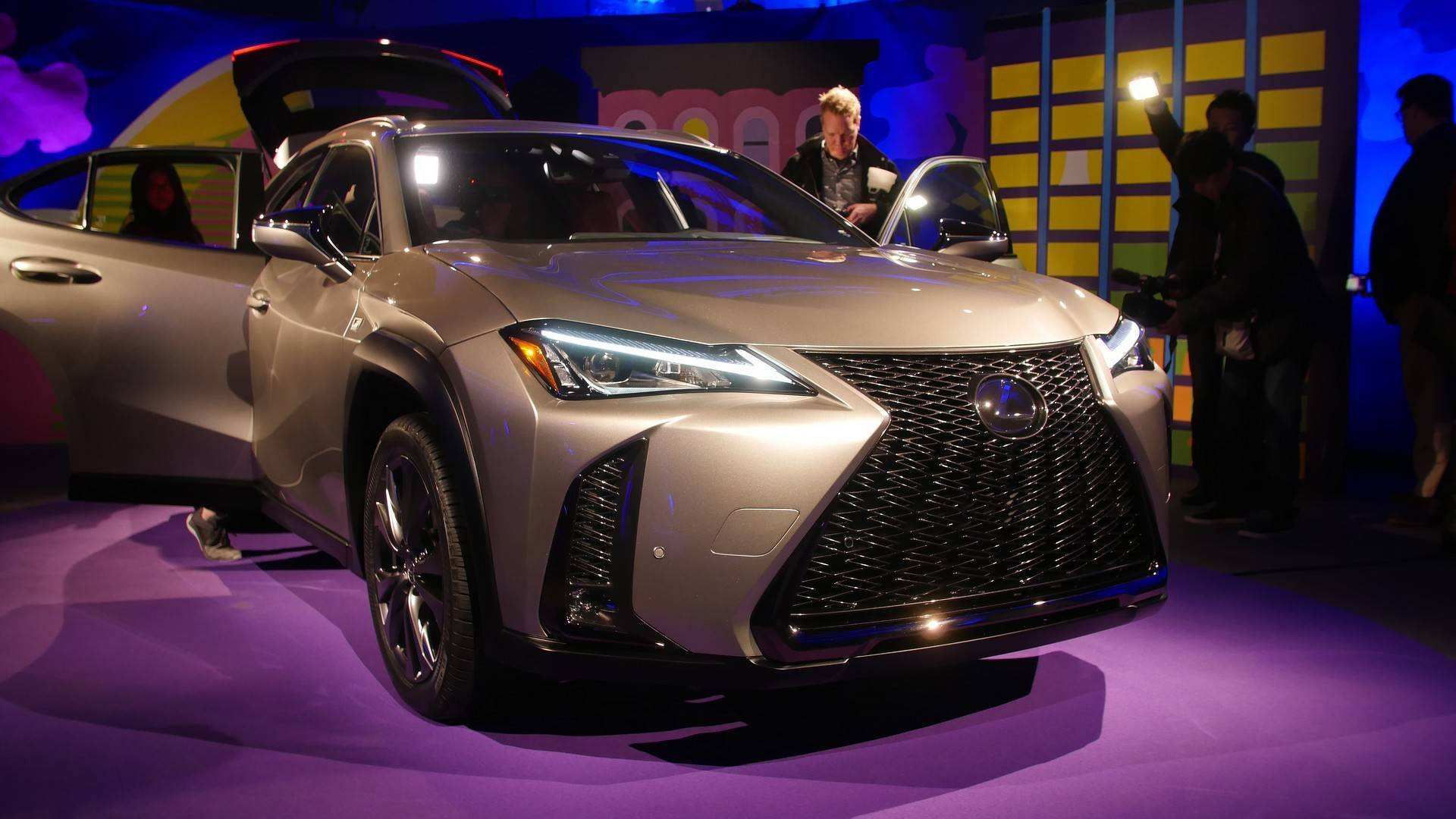 70 All New Lexus 2019 Us Redesign And Concept Exterior for Lexus 2019 Us Redesign And Concept