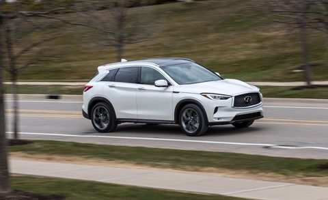 70 All New New 2019 Infiniti Qx50 Price Specs Images by New 2019 Infiniti Qx50 Price Specs