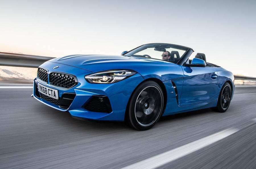 70 All New The Bmw Z4 2019 Engine First Drive Performance and New Engine for The Bmw Z4 2019 Engine First Drive