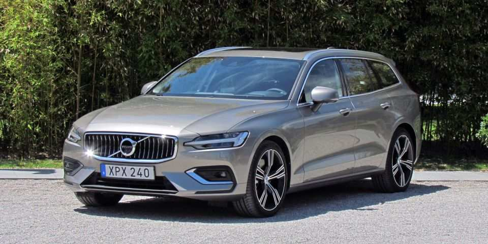70 All New Volvo Wagon V60 2019 Price And Release Date Price and Review with Volvo Wagon V60 2019 Price And Release Date