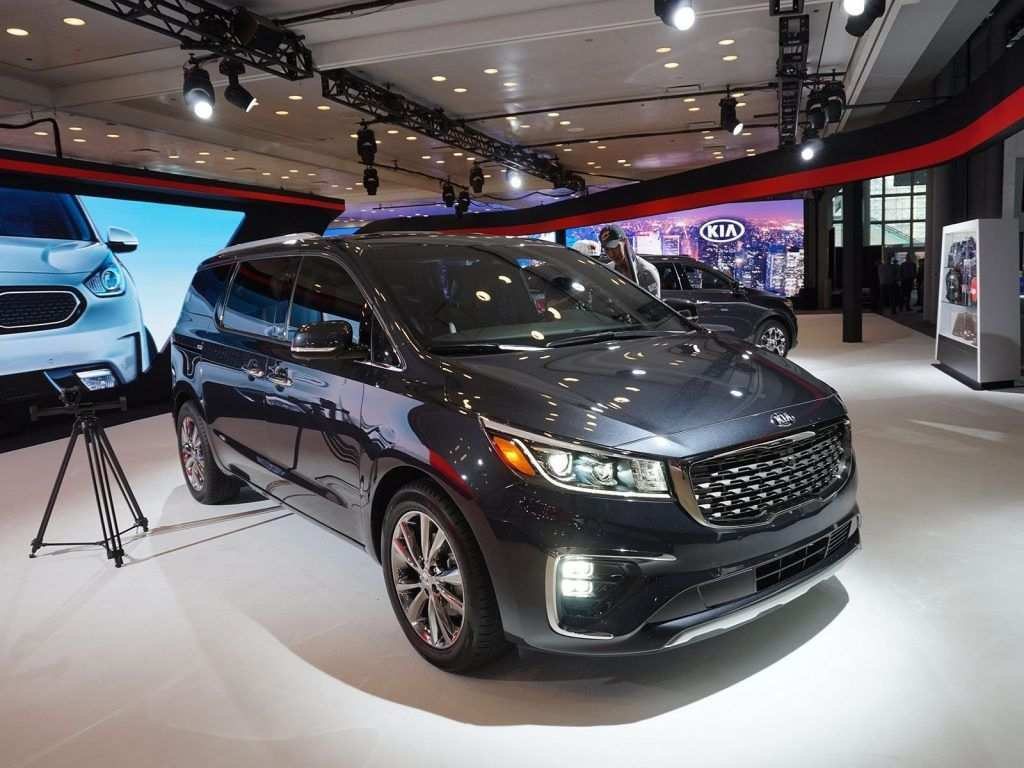 70 Best Review 2019 Kia Sedona Brochure Exterior and Interior for 2019 Kia Sedona Brochure