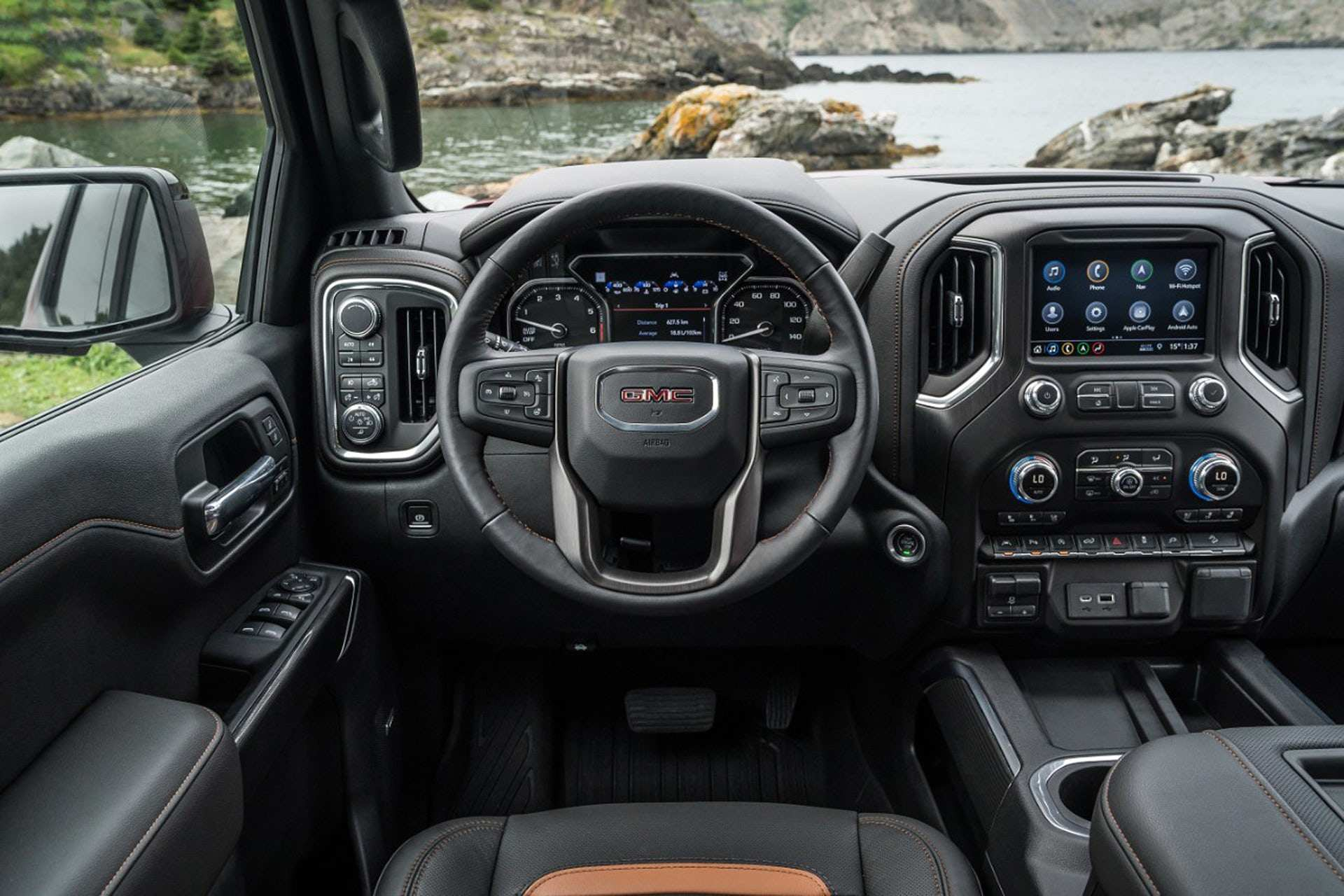 70 Best Review New 2019 Gmc Sierra At4 Interior Exterior And Review Speed Test for New 2019 Gmc Sierra At4 Interior Exterior And Review