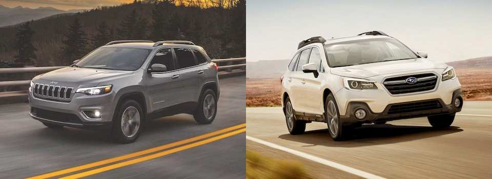 70 Best Review The 2019 Jeep Cherokee Vs Subaru Outback Interior Exterior And Review Exterior and Interior by The 2019 Jeep Cherokee Vs Subaru Outback Interior Exterior And Review