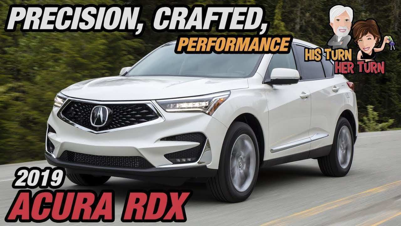70 Best Review The Acura Rdx 2019 Lane Keep Assist Review Engine with The Acura Rdx 2019 Lane Keep Assist Review