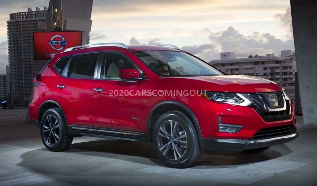 70 Concept of New Nissan 2019 Colors Overview And Price Release Date for New Nissan 2019 Colors Overview And Price