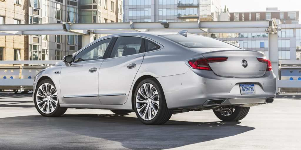70 Gallery of Best Buick Lacrosse 2019 Overview Concept with Best Buick Lacrosse 2019 Overview