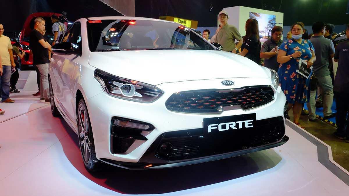70 Gallery of Kia Forte 2019 White Spesification Redesign and Concept by Kia Forte 2019 White Spesification