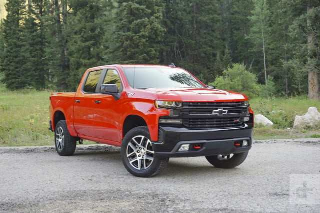 70 Gallery of New 2019 Chevrolet Silverado Work Truck Concept Redesign And Review Pictures by New 2019 Chevrolet Silverado Work Truck Concept Redesign And Review