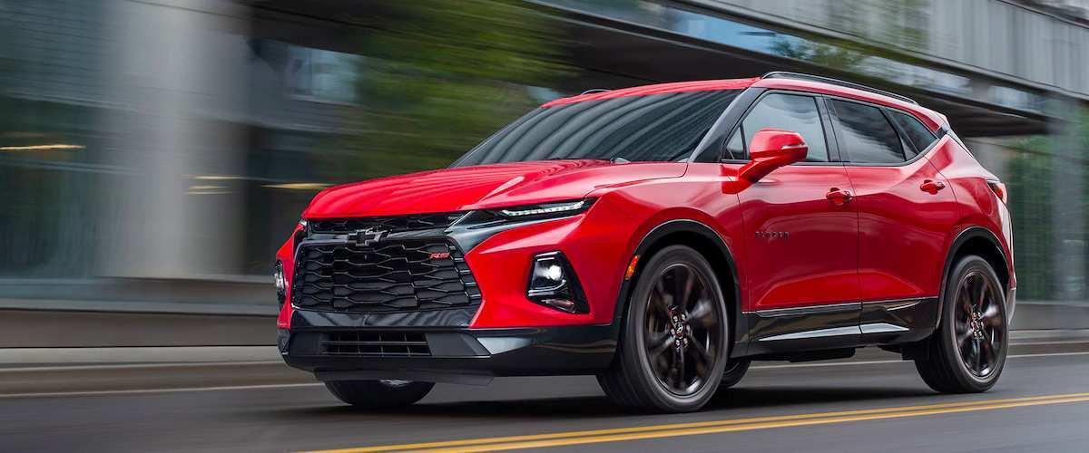 70 Gallery of New New Chevrolet 2019 Blazer Engine Performance and New Engine for New New Chevrolet 2019 Blazer Engine