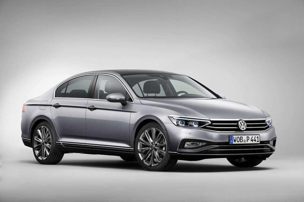 70 Gallery of New Volkswagen 2019 Passat Concept Performance and New Engine by New Volkswagen 2019 Passat Concept