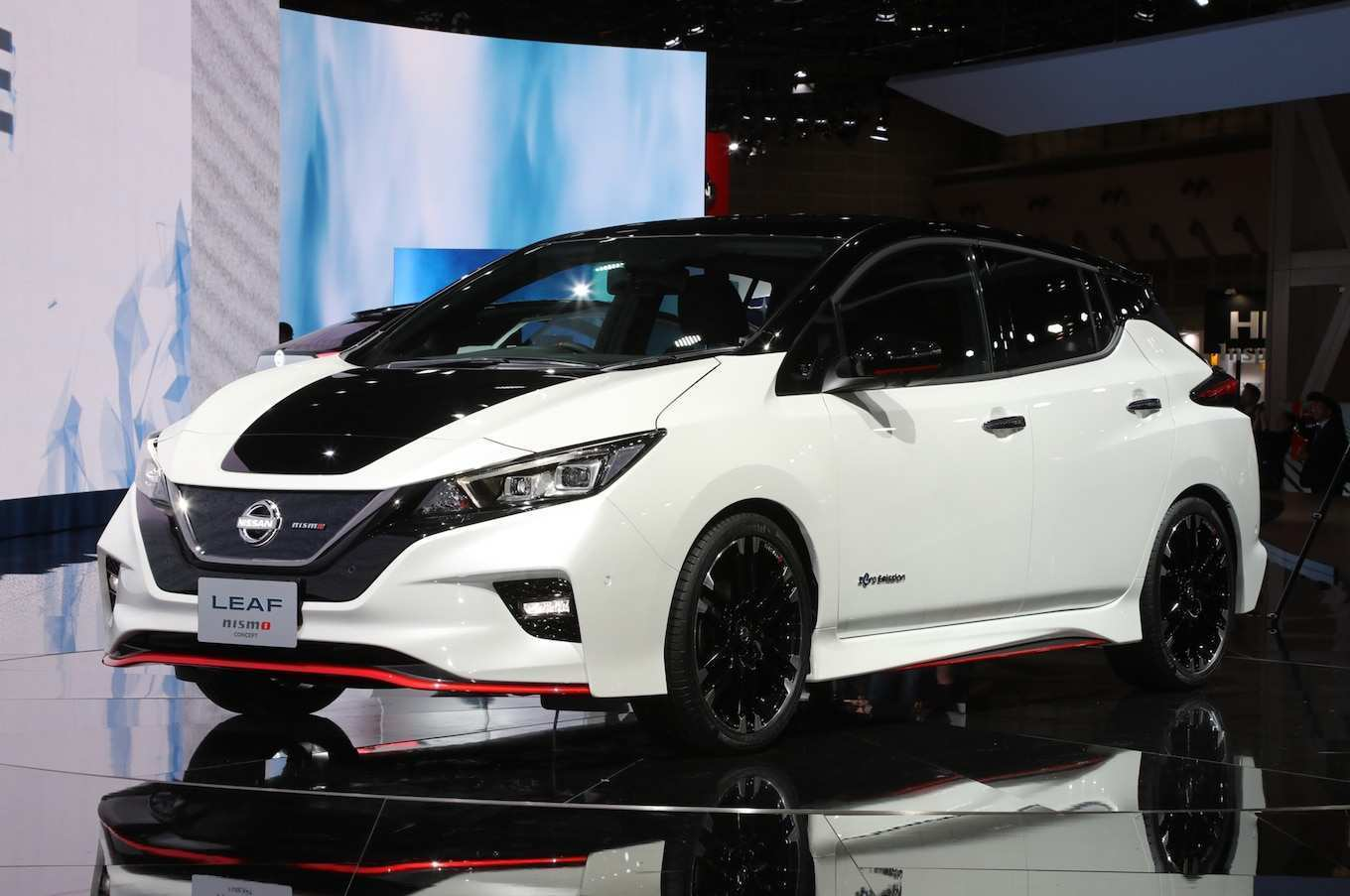 70 Gallery of Nissan Leaf Nismo 2019 Performance And New Engine Pricing for Nissan Leaf Nismo 2019 Performance And New Engine