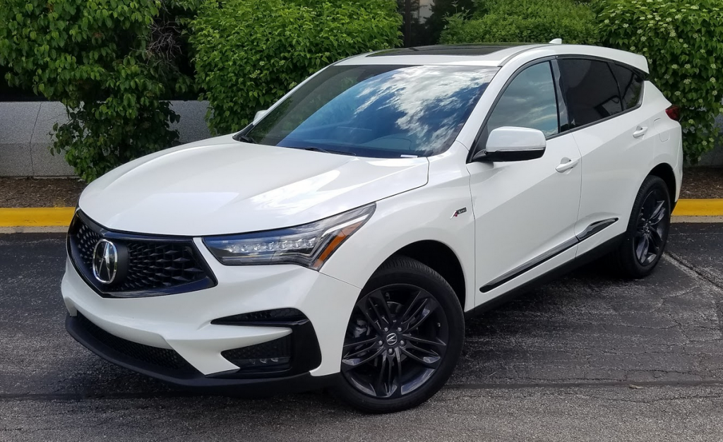 70 Gallery of The 2019 Acura Rdx Quarter Mile Price And Review Picture for The 2019 Acura Rdx Quarter Mile Price And Review