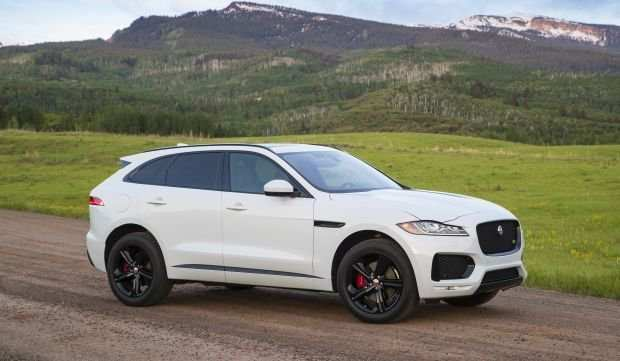 70 Gallery of The 2019 Jaguar F Pace Interior First Drive Ratings by The 2019 Jaguar F Pace Interior First Drive