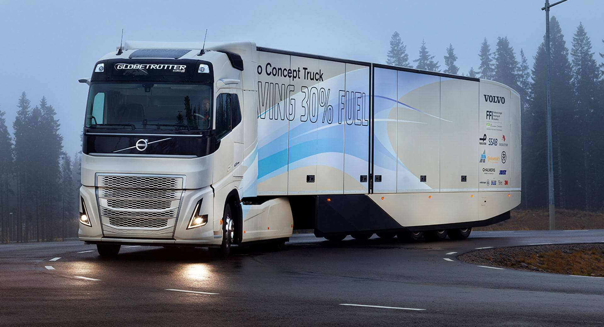 70 Gallery of Volvo Electric Truck 2019 Redesign for Volvo Electric Truck 2019