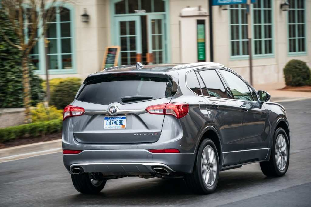 70 Great Buick 2019 Envision Price Specs with Buick 2019 Envision Price