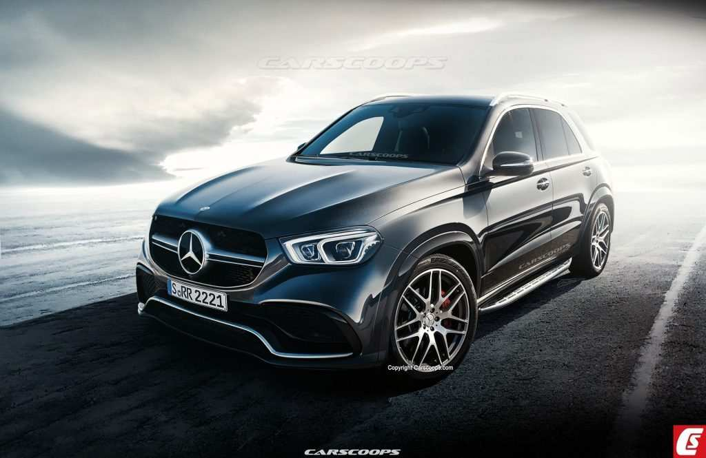 70 Great Gle Mercedes 2019 Spy Shoot Pricing by Gle Mercedes 2019 Spy Shoot