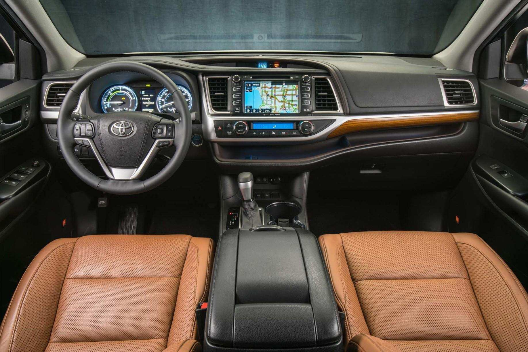 70 Great Highlander Toyota 2019 Interior Review Specs And Release Date Overview with Highlander Toyota 2019 Interior Review Specs And Release Date